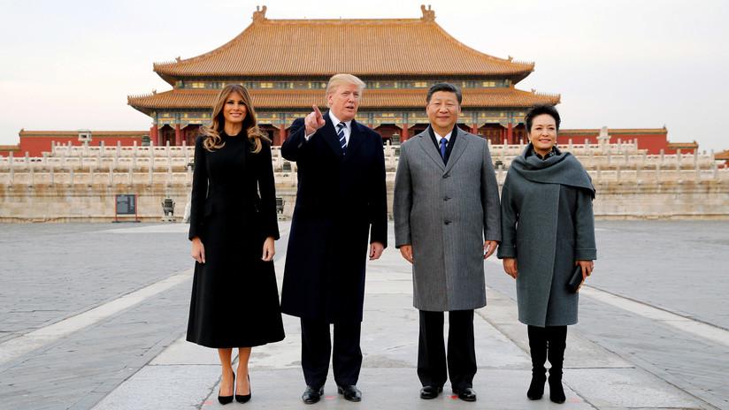 Trump en China: ¿Qué planteó el mandatario de EE.UU. a su par Xi Jinping?