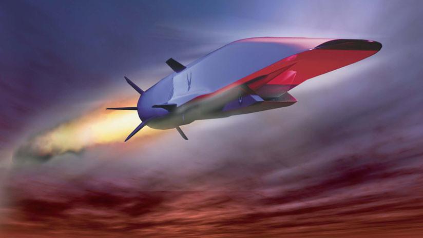 """EE.UU. prueba un arma hipersónica """"capaz de atacar cualquier punto de la Tierra en una hora"""""""