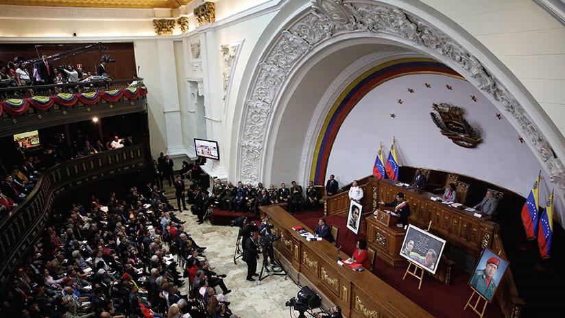 """Venezuela aprueba una ley que contempla hasta 20 años de cárcel por """"delitos de odio"""""""