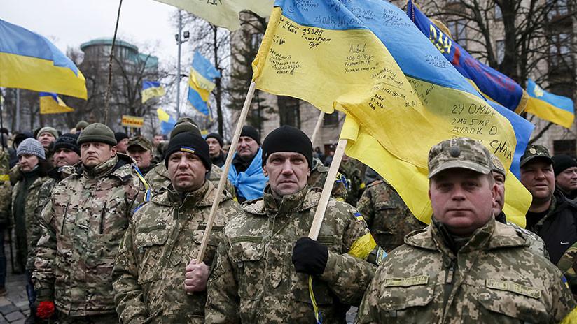 EE.UU. asignará a Ucrania 350 millones de dólares en asistencia militar
