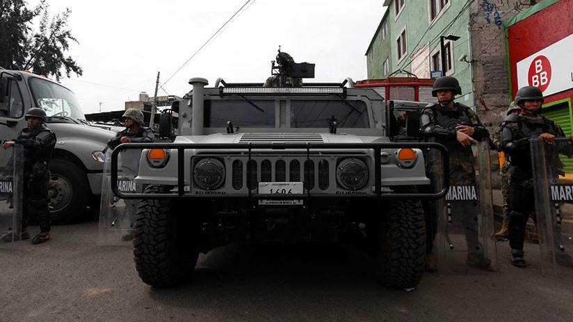 Informe: Los abusos del Ejército mexicano a los derechos humanos quedan impunes