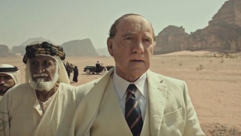 Reemplazarán a Kevin Spacey en película que ya está terminada