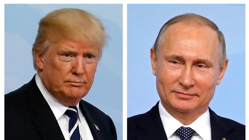 Putin y Trump se reunirán durante la cumbre de la APEC en Vietnam
