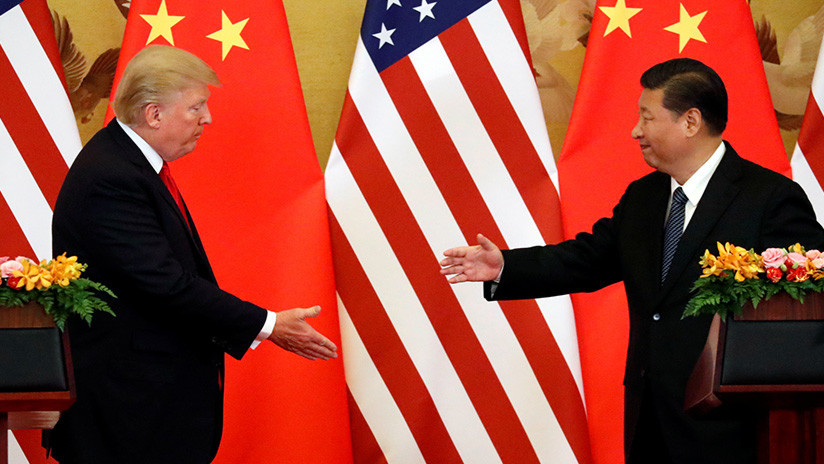 China y EE.UU. firman contratos comerciales por más de 253.000 millones de dólares