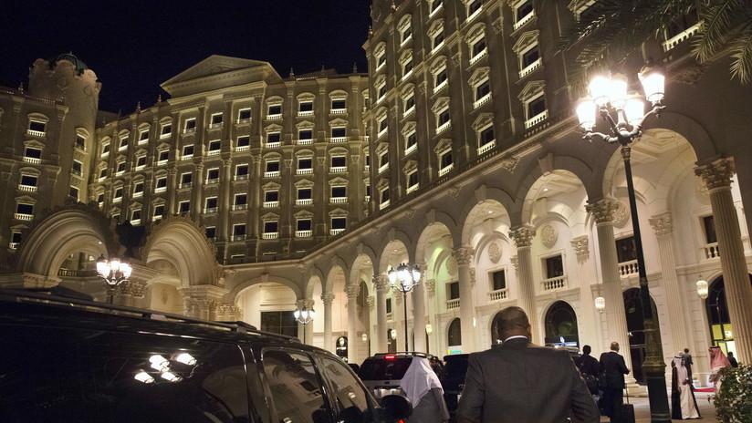 'Jaula de oro': Video muestra cómo viven los príncipes sauditas arrestados por corrupción