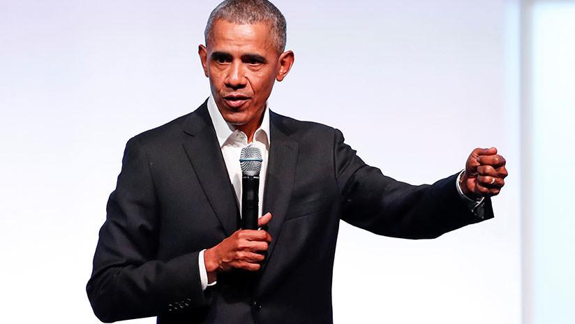 Obama se presenta para servir como jurado en un tribunal pero no es seleccionado