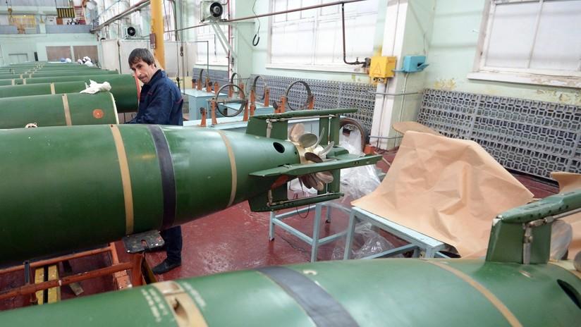 Rusia inicia el desarrollo de torpedos 'tortuga' con inteligencia artificial