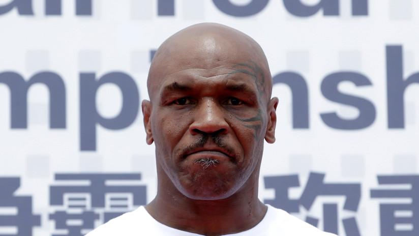 Esta es la razón por la cual le negaron el ingreso a Chile a Mike Tyson (FOTO)