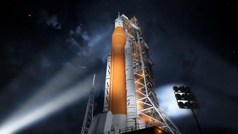 """""""Demasiado costoso y arriesgado"""": La NASA no enviará tripulantes en la primera misión espacial EM-1"""