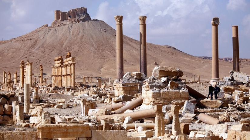 La Unesco incumple sus promesas para recuperar la ciudad museo de Palmira