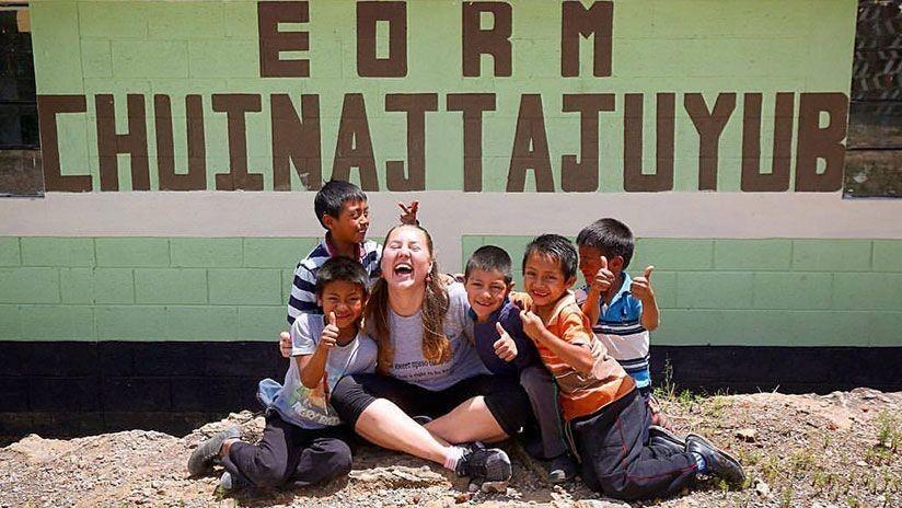"""""""La felicidad es la capacidad de dar"""": la historia de una rusa que fundó una clínica en Guatemala"""