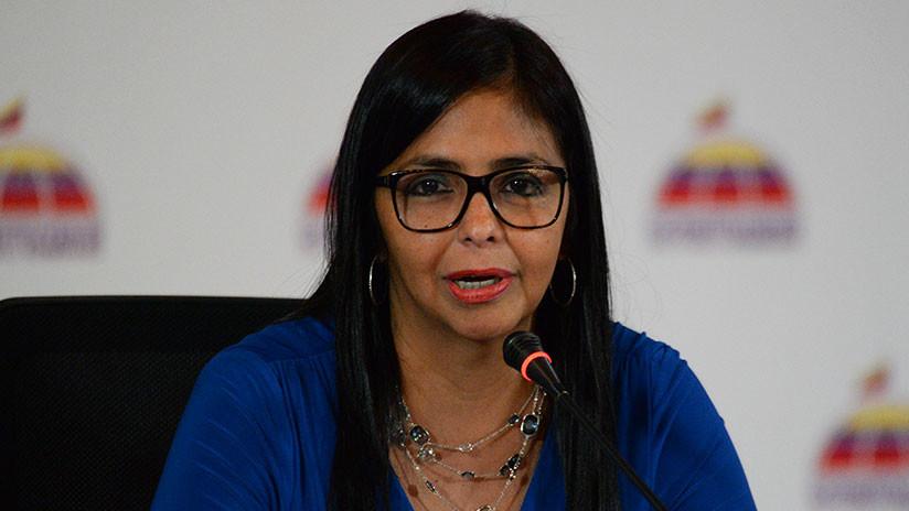 """Venezuela: """"Trump hace un uso ilegal, aburrido y grosero de las sanciones"""""""