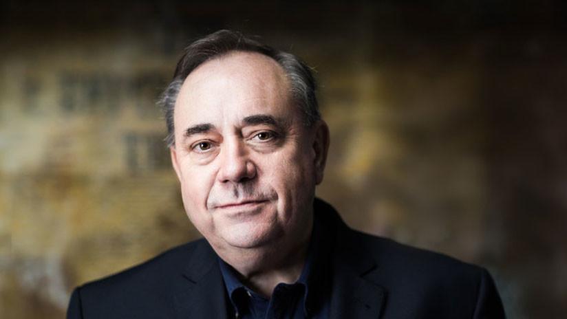 'Alex Salmond Show': El ex ministro principal de Escocia lanza un programa semanal con RT
