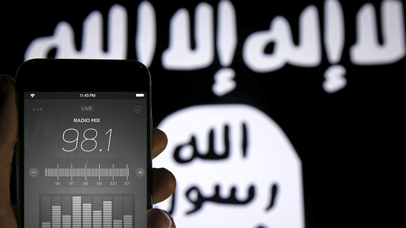 Irrumpen en directo en una emisora sueca para poner un himno del Estado Islámico
