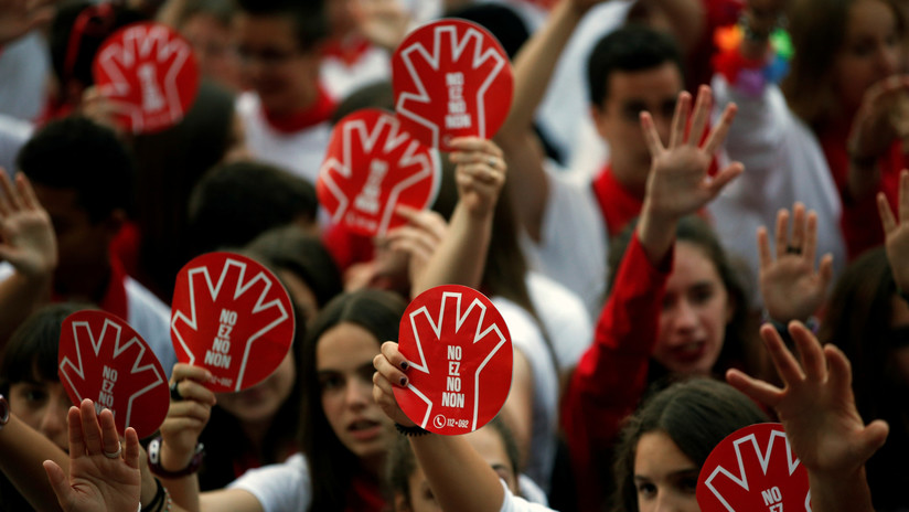 Comienza en España el juicio a 'La Manada' por la presunta violación de los Sanfermines
