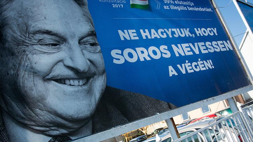 """""""Trotski del siglo XXI"""": ¿Por qué cada vez más países consideran a Soros un enemigo?"""