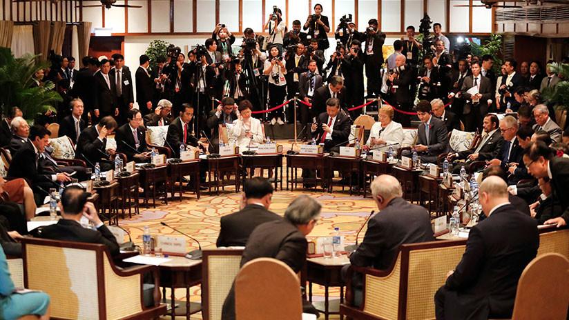 Once países alcanzan un acuerdo marco sobre TPP sin EE.UU.