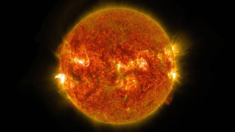 Esta rara tormenta de plasma en el Sol le dejará sin aliento