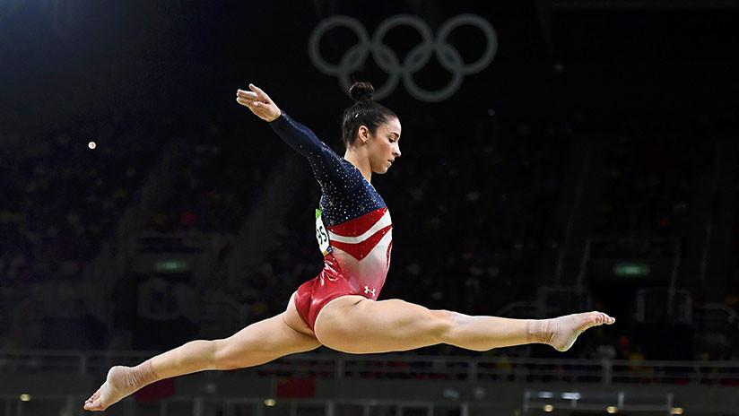 Una gimnasta olímpica denuncia al médico del equipo de EE.UU. por abuso sexual