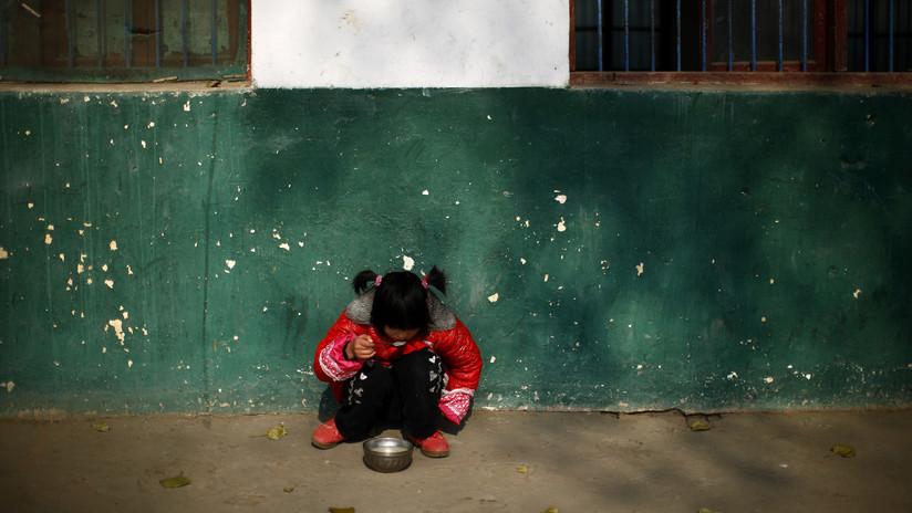 VIDEO: Indignación en China por el cruel trato dispensado a niños en una guardería de Shanghái