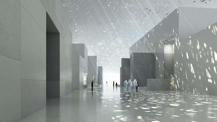 Espectacular Museo del Louvre abre sus puertas en Abu Dabi (FOTOS, VIDEO)