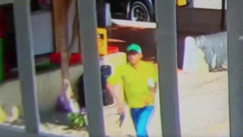FUERTE VIDEO: Momento en el que un funcionario público es asesinado a quemarropa en Colombia