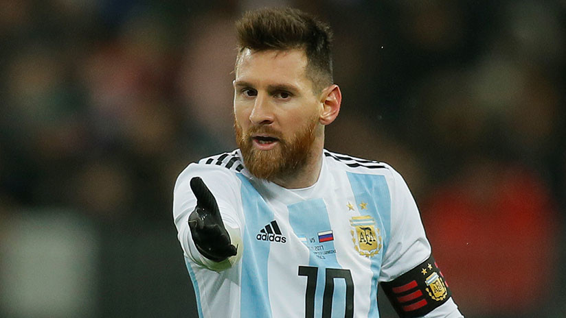 """""""Como lo deseábamos"""": las palabras de Messi tras el juego entre Rusia y Argentina (VIDEO)"""