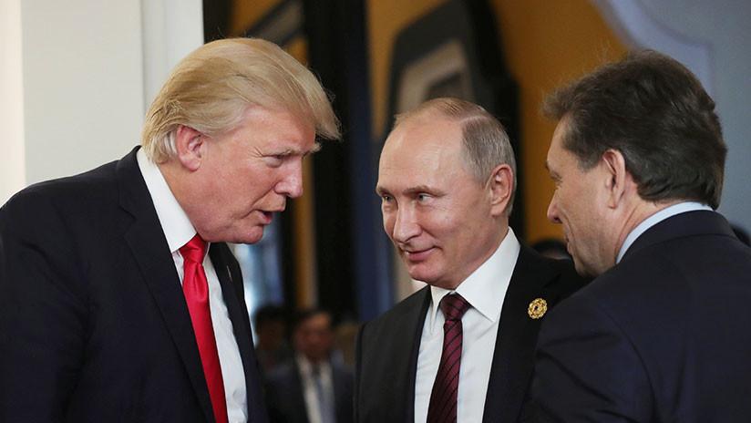 """""""No había química"""": Trump comenta intentos fallidos de Obama y Clinton de entablar amistad con Putin"""