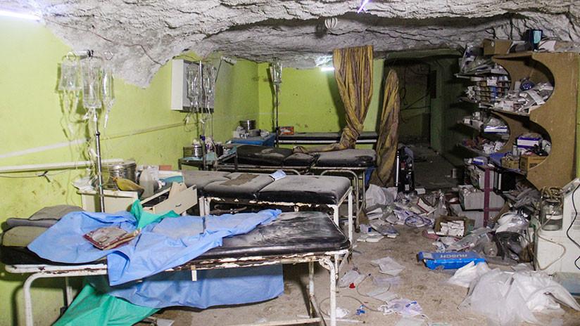 Moscú responde a las acusaciones del jefe de la misión que investiga los ataques químicos en Siria