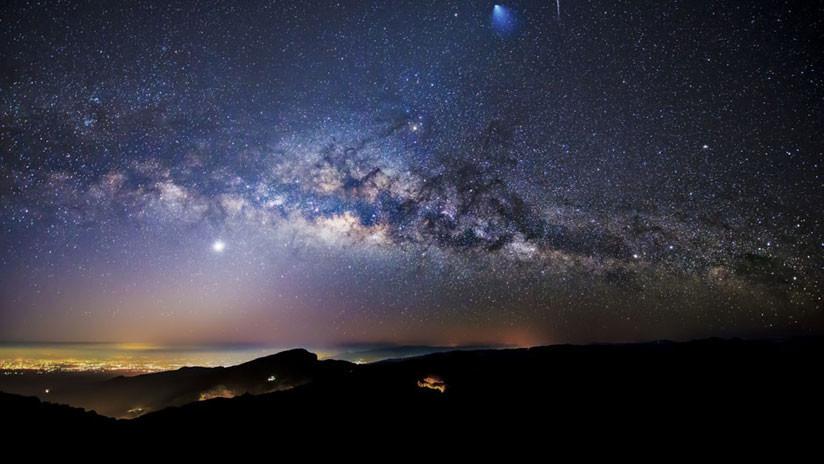 Descubren en la galaxia un objeto misterioso demasiado grande para ser un planeta