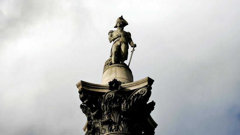Revelan el verdadero rostro de uno de los héroes más famosos de la Marina Real británica