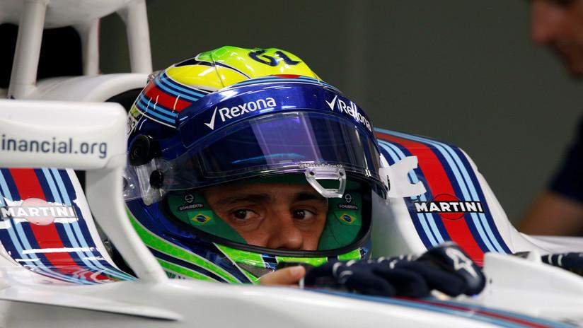 Fórmula 1: Felipe Massa dice que no volverá a vivir en Brasil por la escasa seguridad