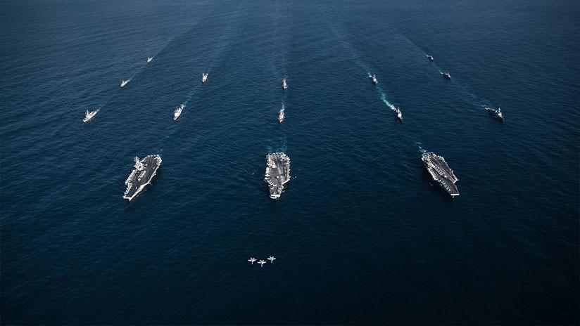 """Seúl, en """"plena disposición combativa"""" ante los próximos ejercicios de Corea del Norte"""