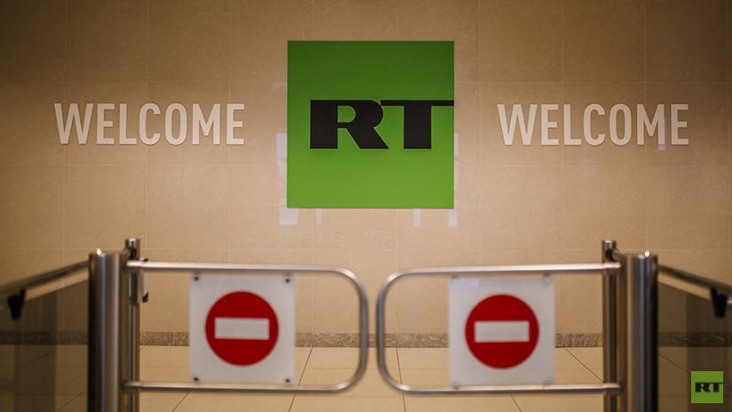 """""""El paso inamistoso de EE.UU. contra RT permite a Rusia activar contramedidas"""""""