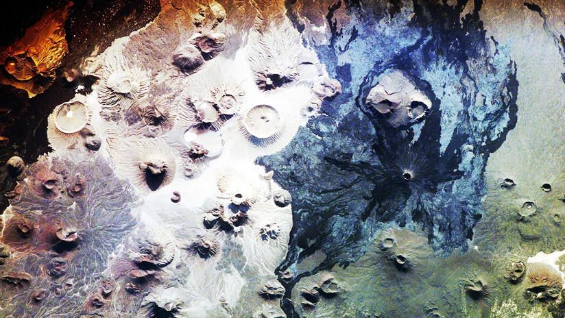 FOTOS: Arabia Saudita abre sus cielos para resolver el enigma de antiguas estructuras de piedra