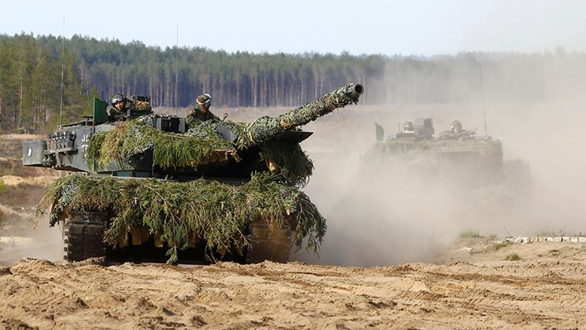 Â¿No basta con la OTAN? La UE crea un nueva alianza militar