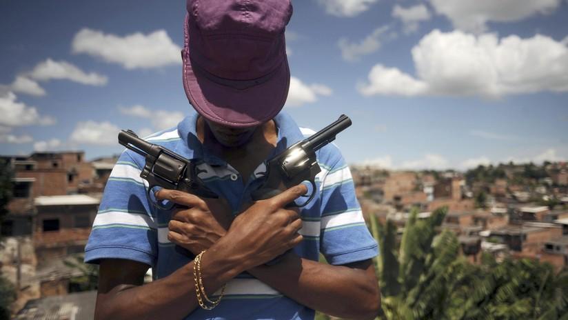 Una banda delictiva de la Ciudad de México exhibe su 'modus operandi' en redes sociales (FOTOS)