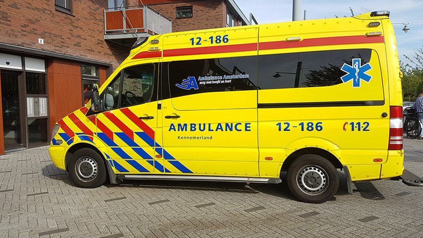 Deja una indignante nota en una ambulancia que trataba de ayudar a un paciente crítico