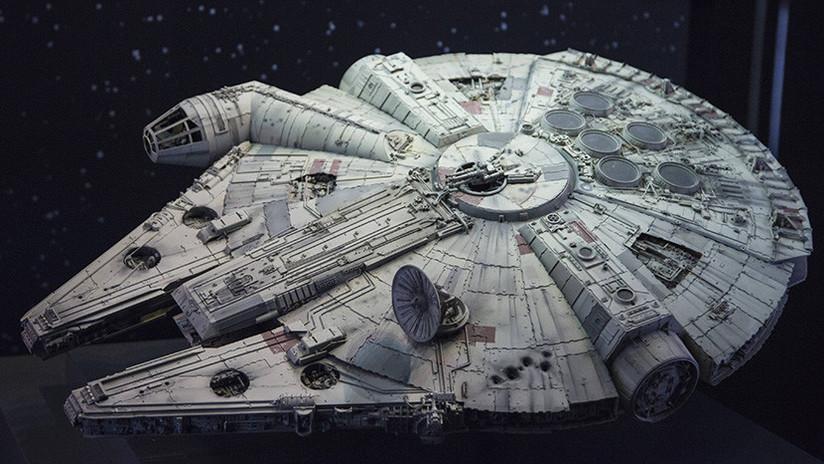 FOTO: Disney intenta esconder el Halcón Milenario de 'Star Wars' pero Google Earth lo encuentra