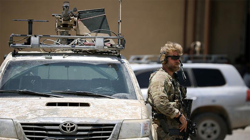 El jefe del Pentágono revela por qué EE.UU. no retira sus tropas de Siria