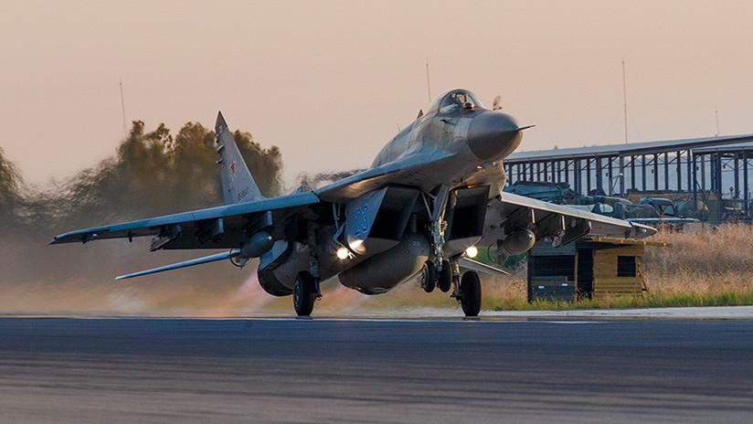 """""""La coalición de EE.UU. intentó impedir que la aviación rusa atacara al EI en Siria"""""""
