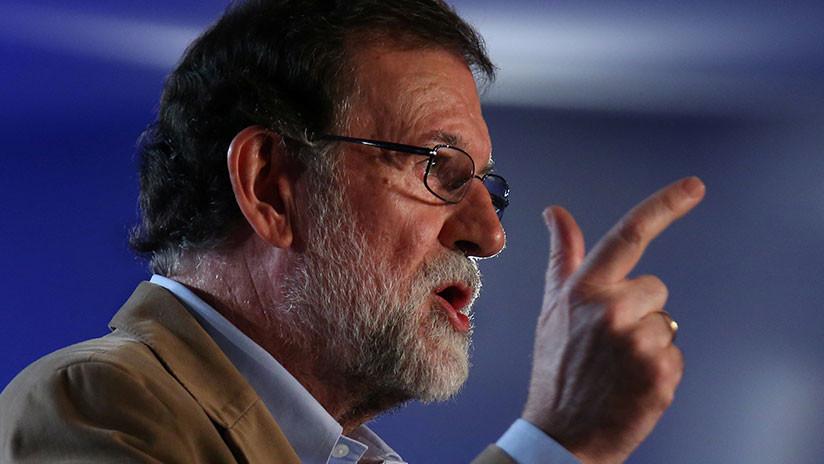 """Rajoy: """"Ningún dato me dice que esté detrás el Gobierno ruso"""""""