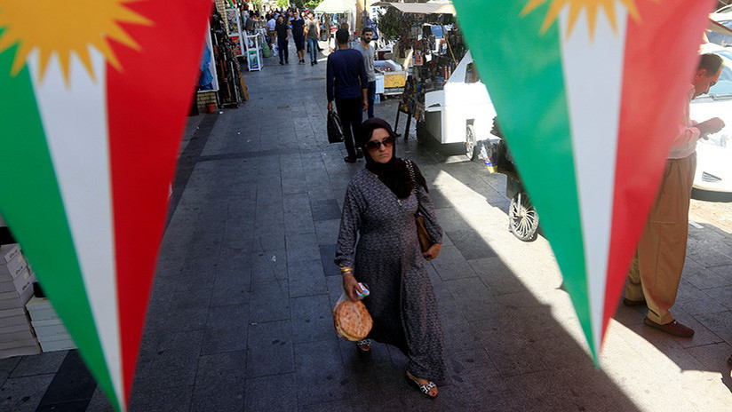 El Kurdistán iraquí acata la decisión del Tribunal Supremo del país de prohibir la secesión