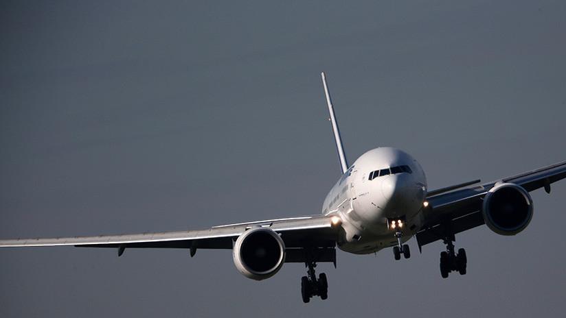 VIDEO: Un avión de pasajeros con destino a Perú es alcanzado por un rayo en pleno vuelo