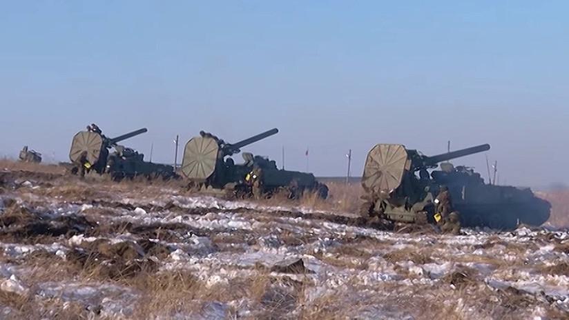 Rusia actualiza su arsenal de morteros nucleares