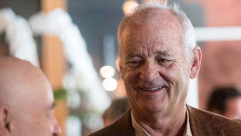 El actor Bill Murray sorprende a los asistentes a un concierto de música 'country' (FOTO)