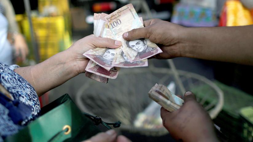 ¿Cómo se fabrica la noticia del 'default' en Venezuela?