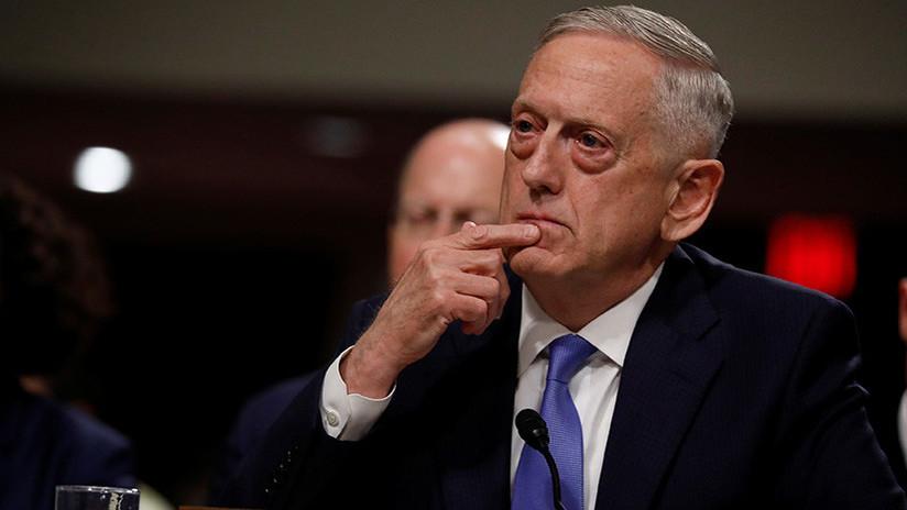 Mattis afirma que la ONU permitió la intervención de EE.UU. en Siria (aunque nunca fue así)