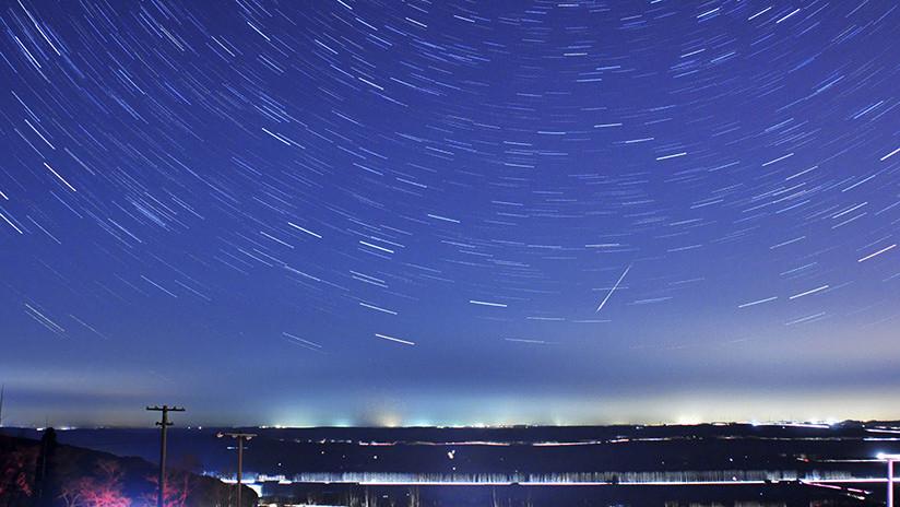 La impresionante lluvia de estrellas que podrá verse a simple vista