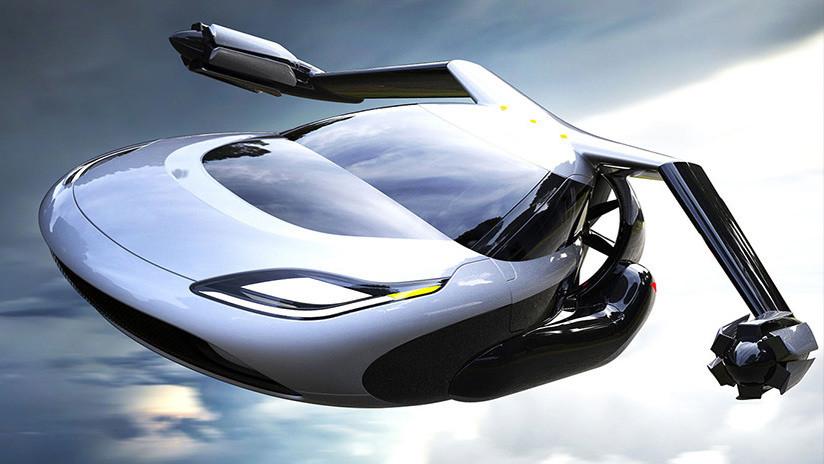 No es ficción: El primer auto volador podría llegar en 2019
